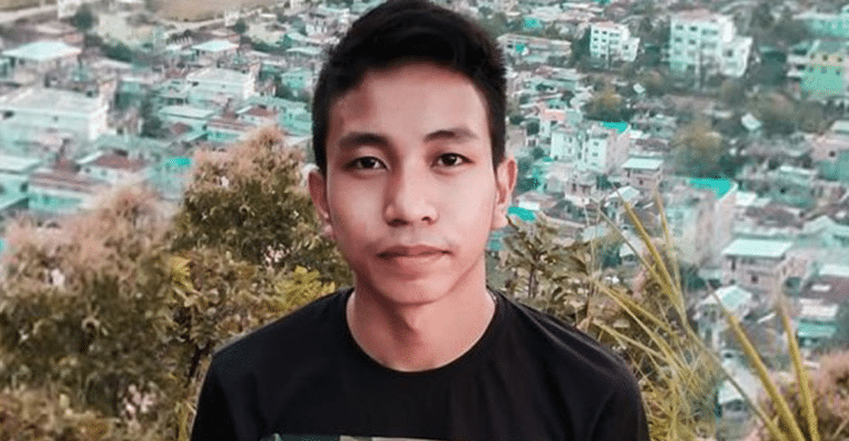 "22-YO Youth From Manipur Wins $5000 Prize Money, Enters Facebook's ""Hall of Fame"""