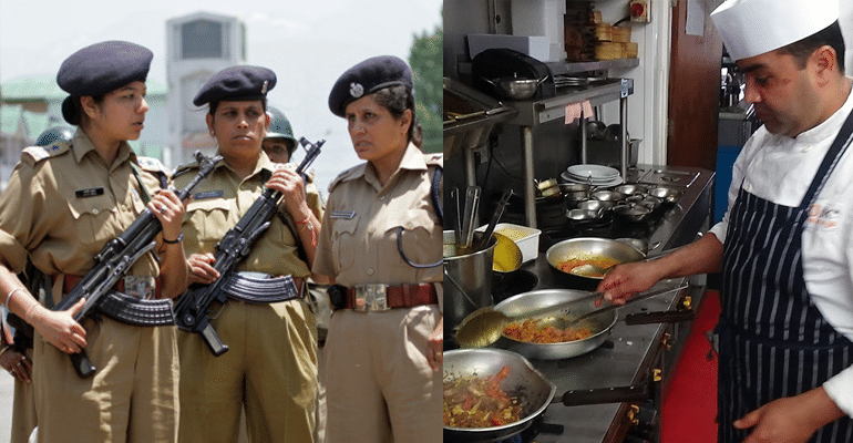 Male Chef And Woman Cop Introduced In Maharashtra Textbooks To Promote Gender Equality