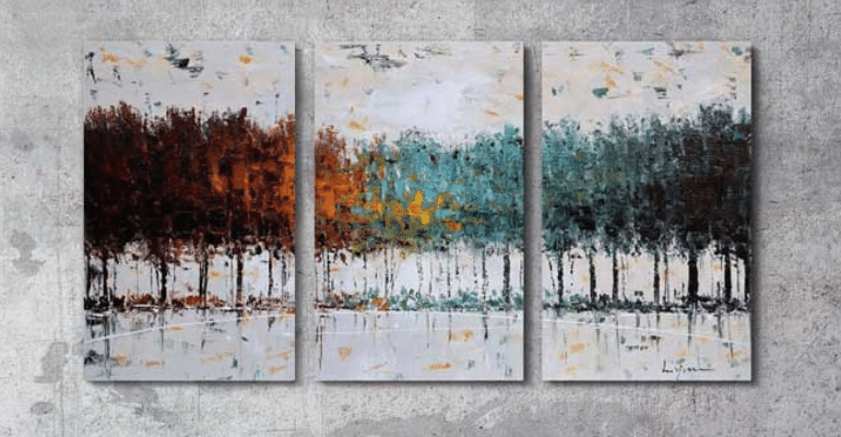 5 Best Canvas Painting Ideas For Your Office