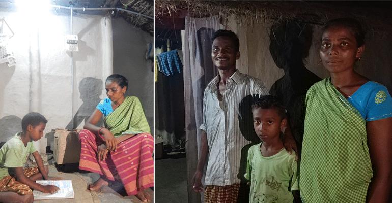 SeSTA - Lighting Up The Lives Of Santal Adivasis In This Remote Village Of Assam