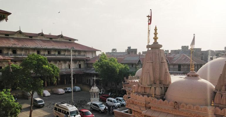 Swaminarayan Temple, Kalupur