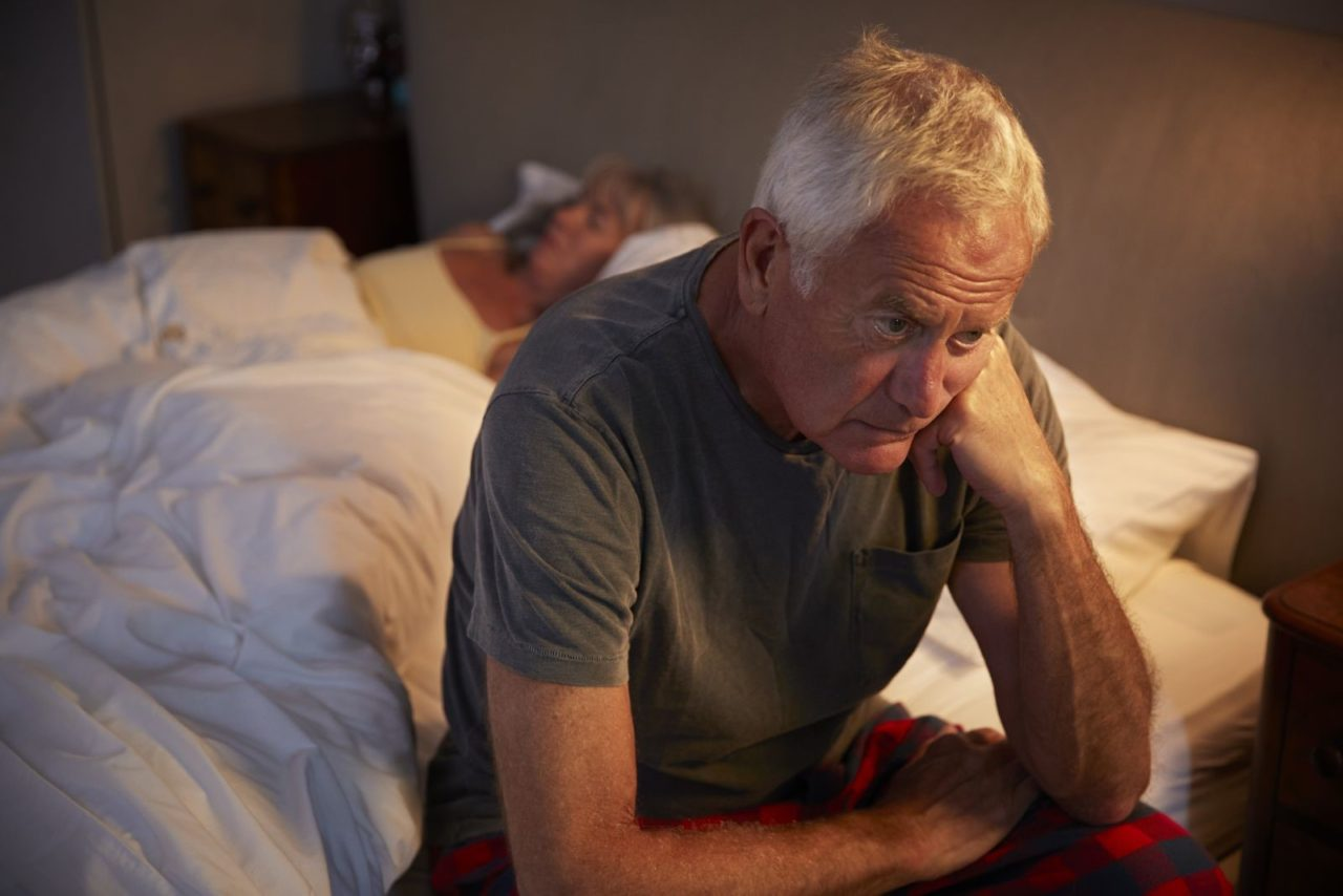Conditions That Hinder Quality Sleep On Older Folks