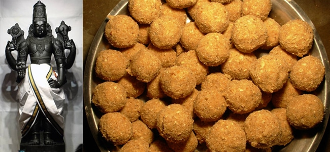The Divine Taste Of Tirumala Tirupati Laddoo: Every Secret Ingredient Revealed!