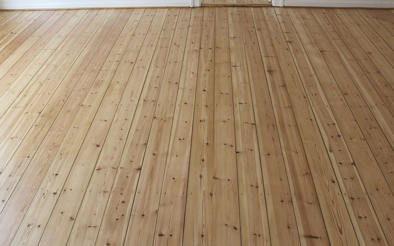 What Are The Types Of Floor Finishing Process?