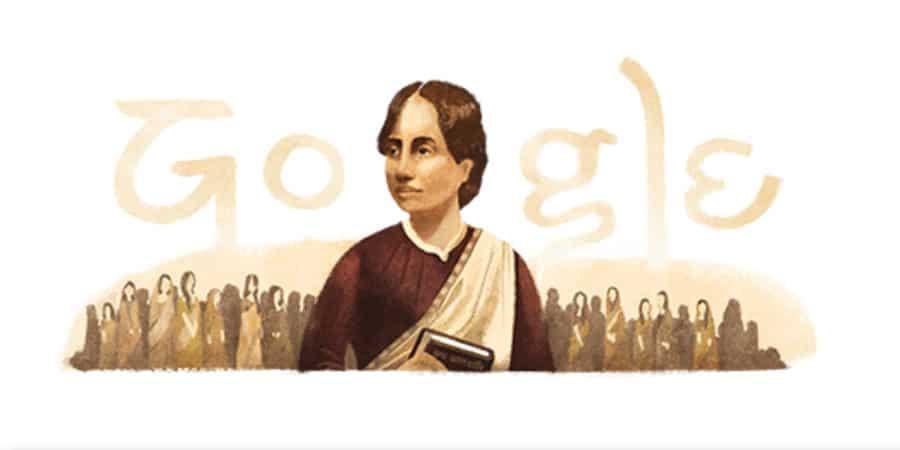 kamini roy google doodle