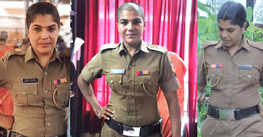 This Female Cop From Kerala Is Nothing Less Than An Angel