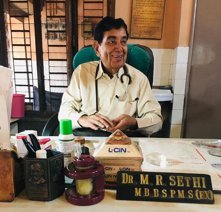 doctor sethi