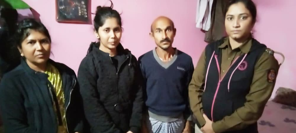 Nagpur Cop Safely Drops 19-Year Old Stranded Woman Home, Twitterati React