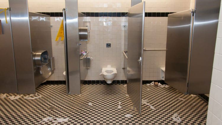 Tips For Keeping Public Restrooms Clean