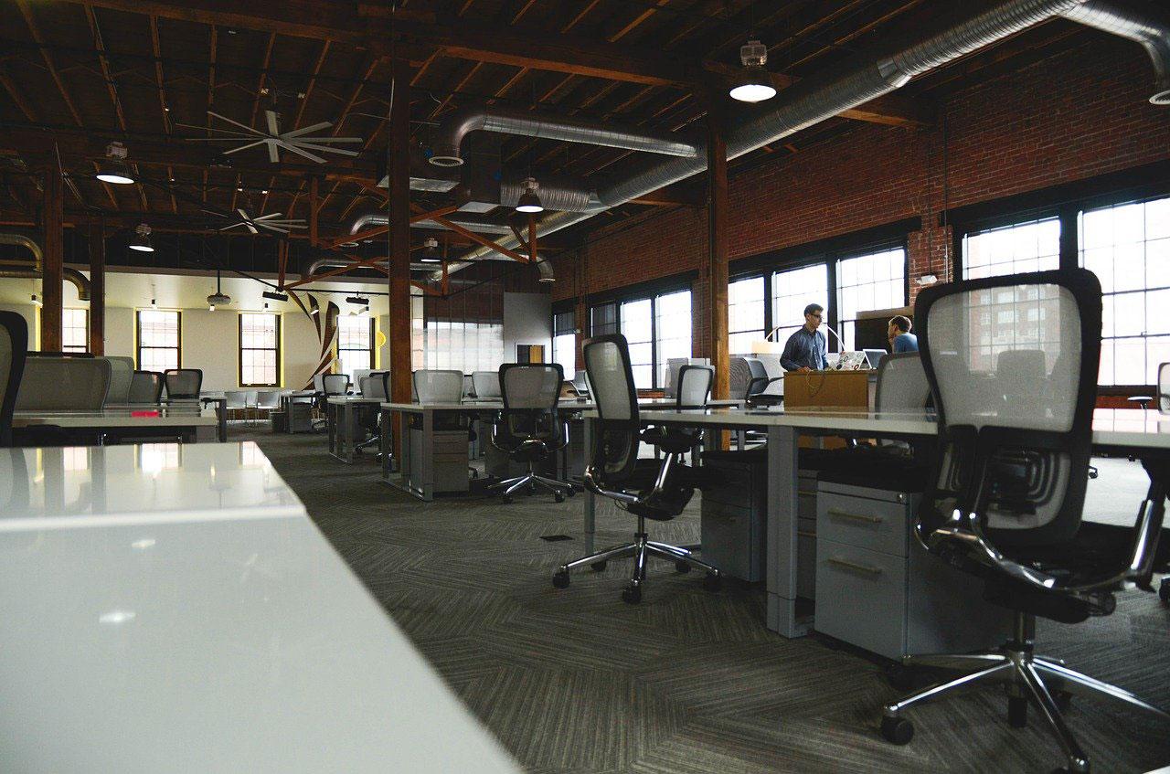 modern office design trends 2020