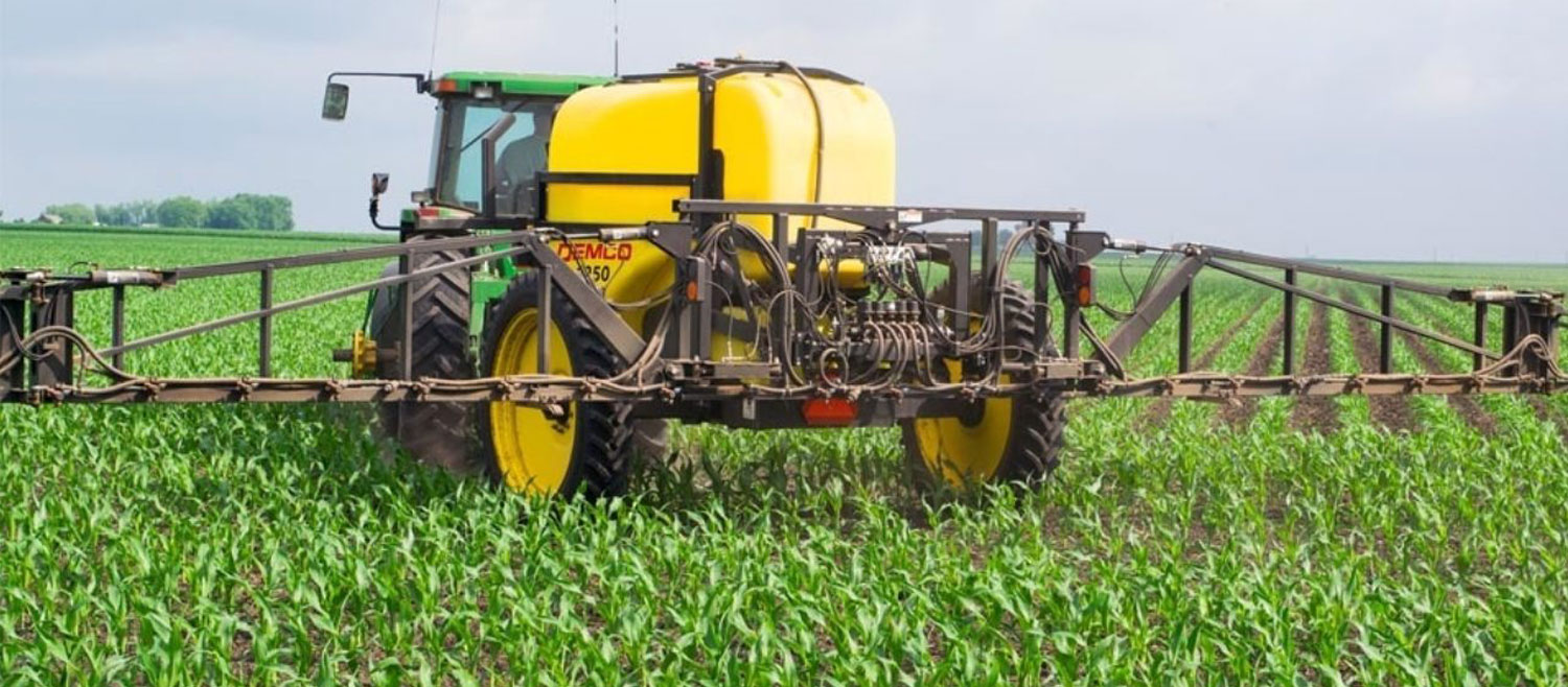 4 Major Types Of Agricultural Sprayers